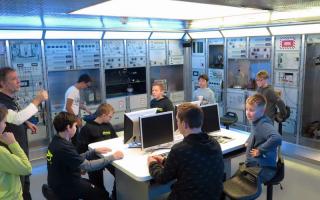 Besuch des Raumfahrtlabors Orbitall
